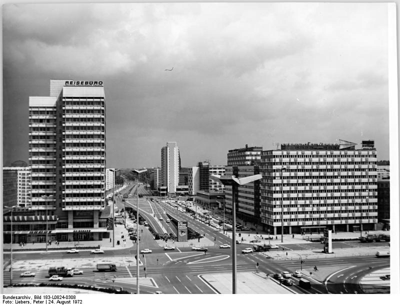 Berlin, Hans-Beimler-Straße